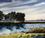 Landscape near Ketzin