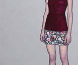 """""""Romina 13"""" 160x90 oil on canvas 2013"""