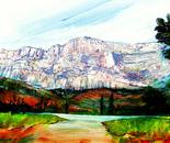 St. Victoire Landscape