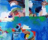painting in a painting in a painting