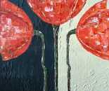 «Trio» Acrylic on canvas. 60\70. 2014.