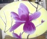Magnolia oval