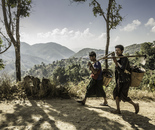 Hill tribe, Burma