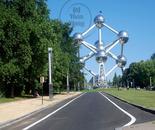 Atomium, Brussel (België)