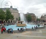 Trafalgar Square, Londen (Engeland)