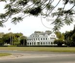 Independance Square, Paramaribo (Republiek Suriname)