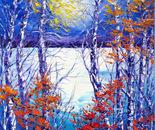 Moonlight Stroll, Ottawa River
