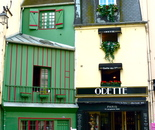 old Paris street