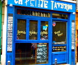 Parisian tavern