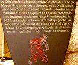 history of rue de la Huchette