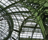 inside Grand Palais