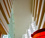 inside a Singapore building