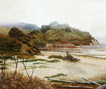 Pescadero Beach Study
