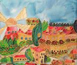 Jerusalem. Yamin Moshe