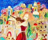 Musician in Jerusalem