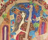 Musician in Old Jaffa