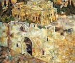 Zion Gate, Jerusalem