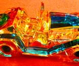 Murano  glass car