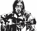 Digital Lennon Sketch