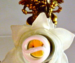 flower lampshade