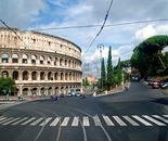 Colosseum, Rome (Italie)