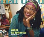 Meet Ed Johnetta Miller, Quilt Artist