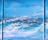 Sea Triptych (sold)