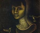 """"""" Nest """"  90 X 60 Acrylic on Canvas"""