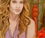 Jennifer Lopez portre