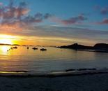 Sunrise on Tresco