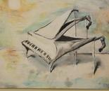 Grand piano's dream