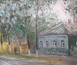 Old Town in Podolsk
