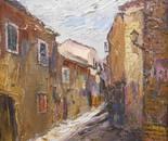 A street in Toledo