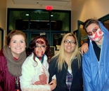 Natalya B. Parris MURKWOOD nurse and DCRC MURKWOOD Haunted Forest team on October 30, 2015 at DCRC