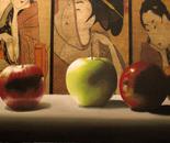 Apples and Giesha