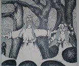 Los duendes del bosque