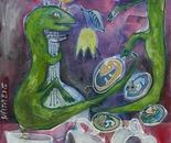 Lizards naturmorte 6