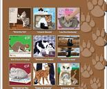 """Cat Stamps"""