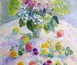 apples &plums