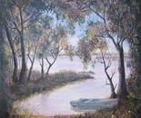 River Rowboat