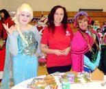 Natalya B. Parris at Santa's Workshop on Wed. December 9, 2015; Damascus Community Recreation Center, 25520 Oak Dr, Damascus, MD 20872.