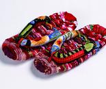 Cloth Zori Sandals