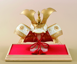 Kabuto Ornament(Samurai Warrior Helmet)