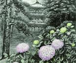 Ajisai-dera (The Temple of Hydrangeas)