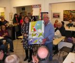 Arte Città Amica_lotteria di Natale_la mia opera in premio