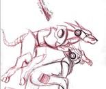 Casshan Sketch
