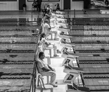 Olympic Swimmers 12