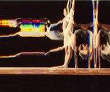 Gymnast, 150x47 cm, Inkjet print on archival paper, 2013