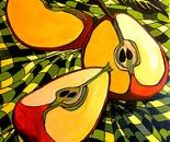 Pepitas de manzana