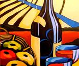 Copita de vino
